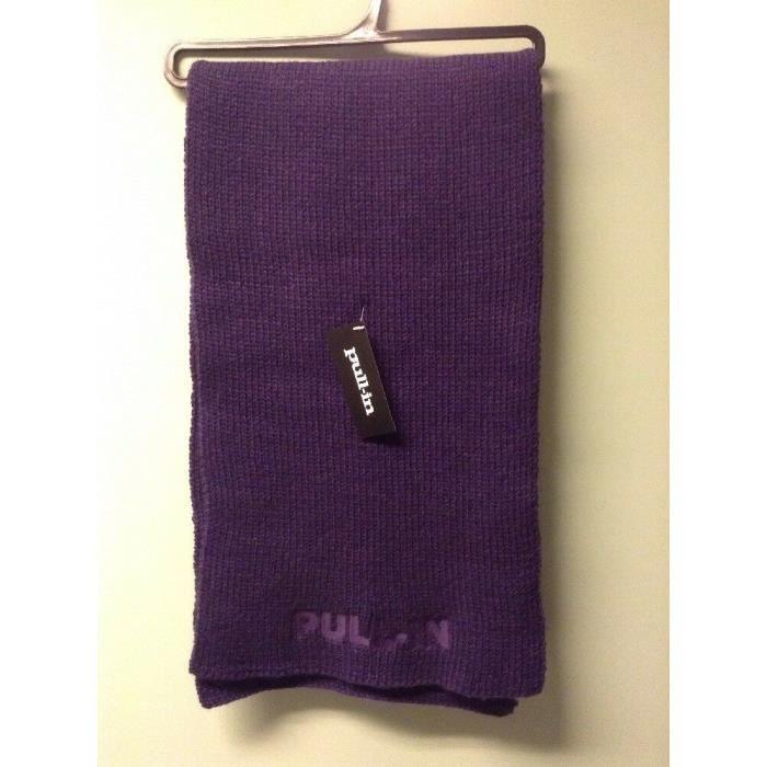 ECHARPE - FOULARD Écharpe - Marque Pull In - Violet - Neuve Avec Éti