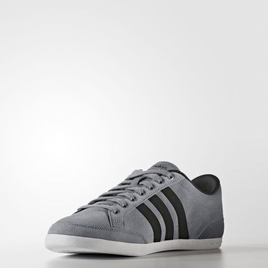 Basket adidas neo caflaire grise gris - Cdiscount Chaussures