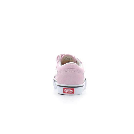 BASKET - vans old school enfant rose-clair Rose-clair - Cdiscount ...