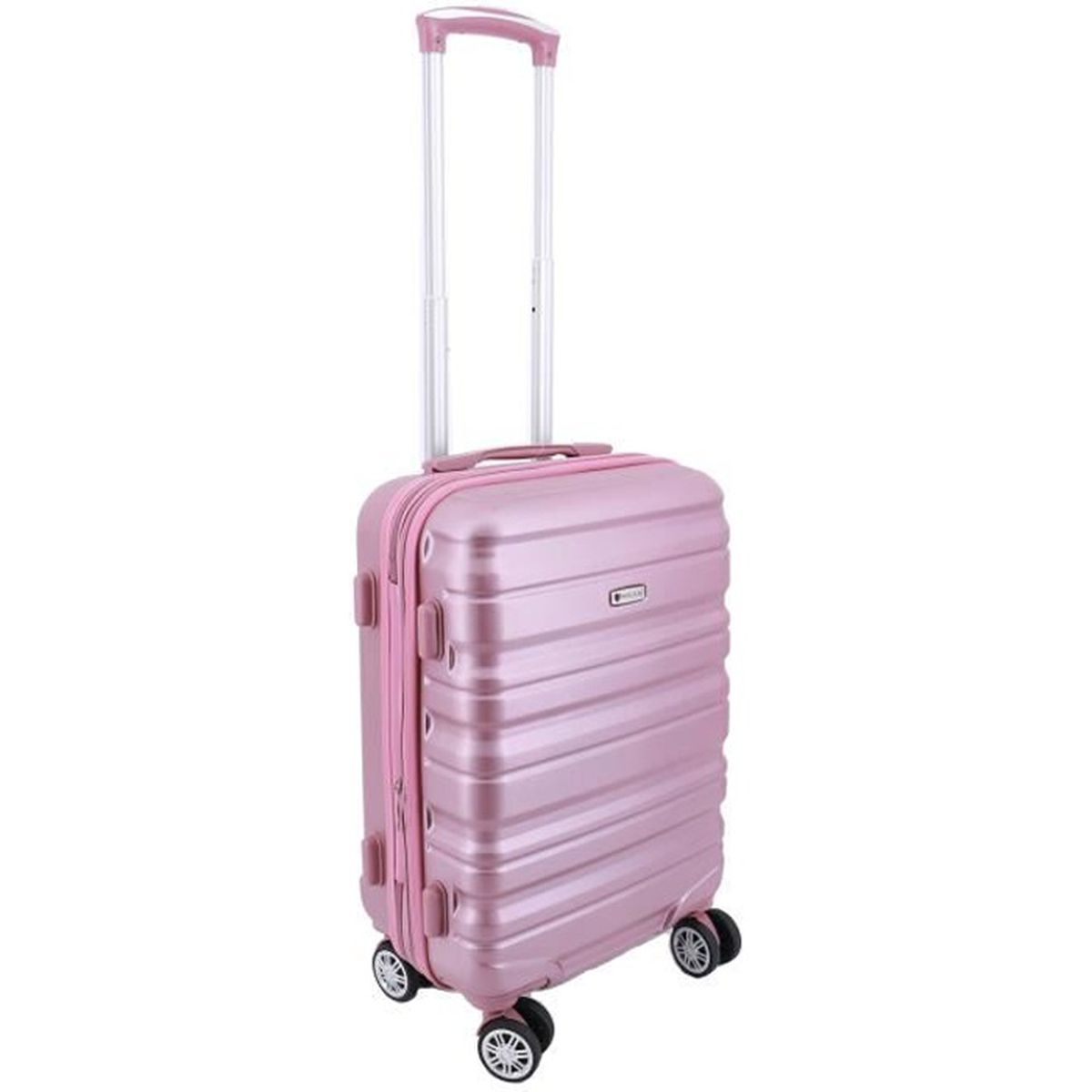 VALISE - BAGAGE Valise cabine Extensible 55 x 35 x 21(25) cm World