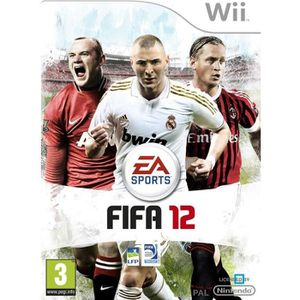 JEUX WII FIFA 12 / Jeu console Wii