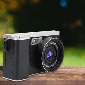 APPAREIL PHOTO COMPACT Mini-appareil photo numérique à écran tactile Ultr