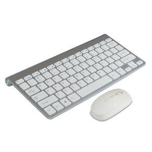 SOURIS VMT-01 Haute qualité ultra mince blanc 2,4 g sans