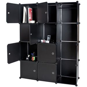 etagere cube modulable achat vente etagere cube modulable pas cher cdiscount. Black Bedroom Furniture Sets. Home Design Ideas
