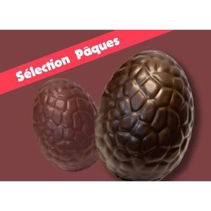 Oeuf chocolat achat vente oeuf chocolat pas cher cdiscount - Chocolat paques pas cher ...
