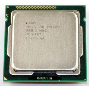 PROCESSEUR Intel Pentium Dual-Core Processeur  - Pentium G860