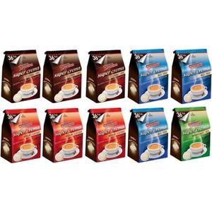CAFÉ DOMINO Mix Café 360 dosettes compatible SENSEO®