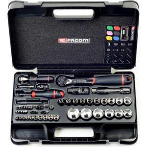 CLIQUET - DOUILLE Facom RS.161-2 Coffret serrage 1/4