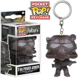PORTE-CLÉS Porte-clé Funko Pocket Pop! Fallout : T-60 Power A