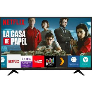 Téléviseur LED HISENSE H55A6050 TV LED 4K/UHD 138cm (55'') - Smar