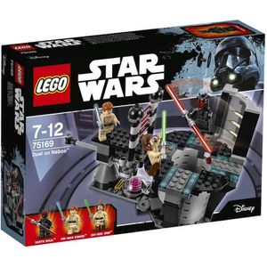 ASSEMBLAGE CONSTRUCTION LEGO® Star Wars 75169 Duel on Naboo™