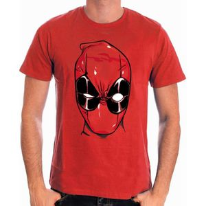 T-SHIRT T-Shirt Deadpool Face