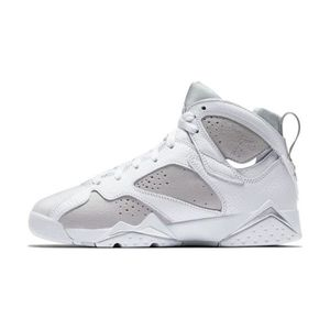 BASKET Basket Nike Air Jordan 7 Retro Junior - 304774-120 70a844968e45