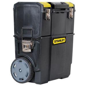 BOITE A OUTILS Boîte à outils en plastique Noir 1-70-326