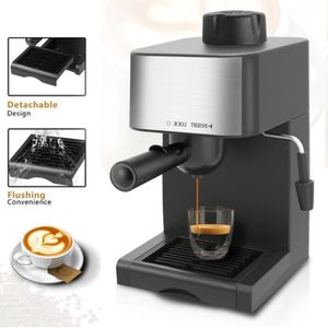 MACHINE À CAFÉ Cafetière / Machine à Café Acier Inoxydable 240ml