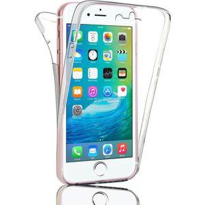 coque transparent iphone 7 full avant arriere 36
