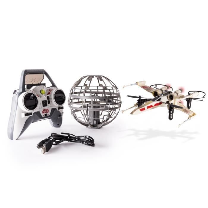 Air Hogs Star Wars X-Wing vs. Death Star, Rebel Assault - RC Drones ACBS4