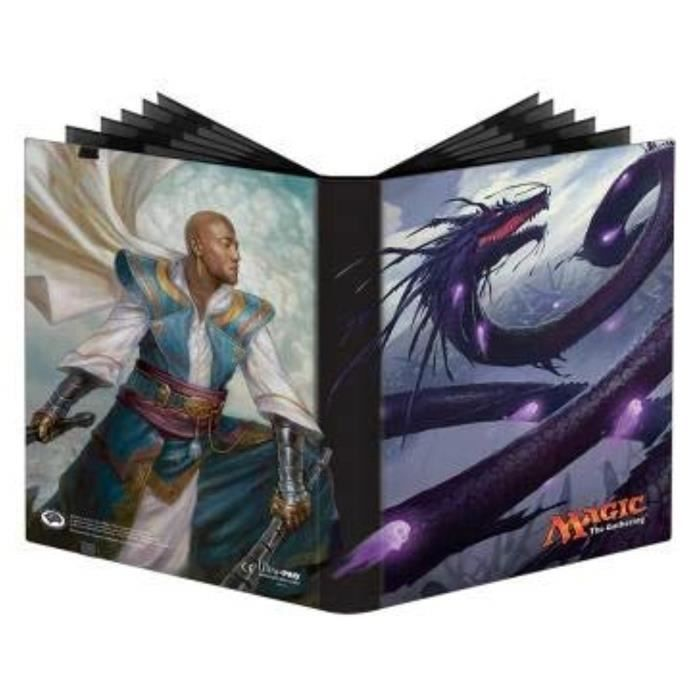 Kit Modelisme A Construire NHXT7 Iconic Masters PRO Binder for Magic: Kokusho-Teferi