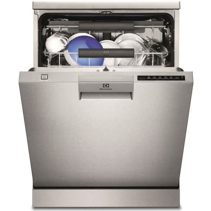 ELECTROLUX ESF8650ROX - Lave vaisselle posable - 15 couverts - A+++ - 44 dB(A)