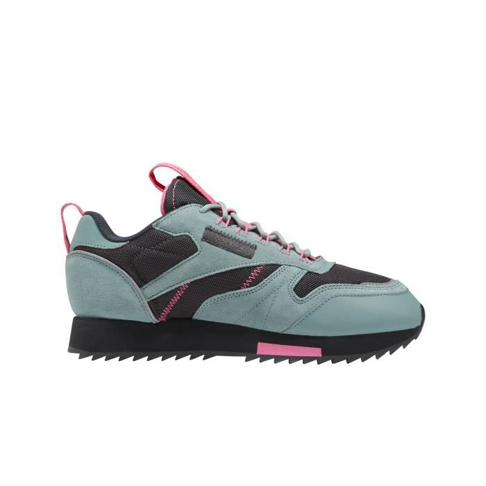 Chaussures de running femme Reebok Leather Ripple Trail
