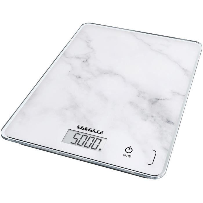 Balance Page Compact marbre 5kg 1g