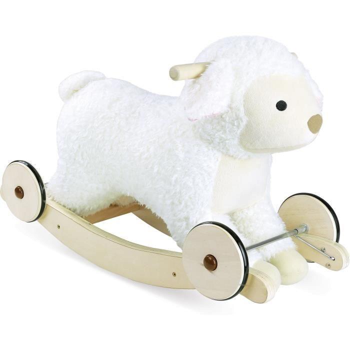 VILAC - Bascule Mouton 2 en 1
