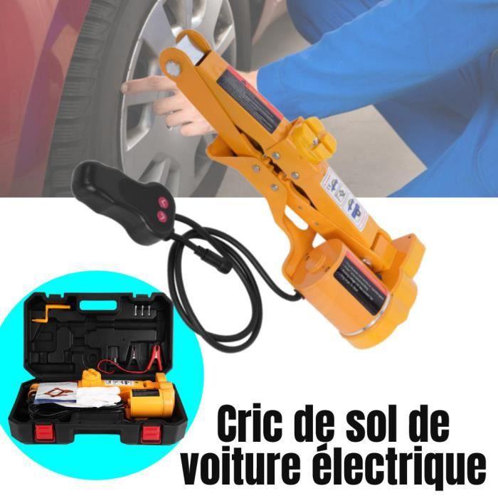 FAE-Cric électrique 12V de levage de voiture 2T MAX plage de levage Réglable 12-35cm-FAE701