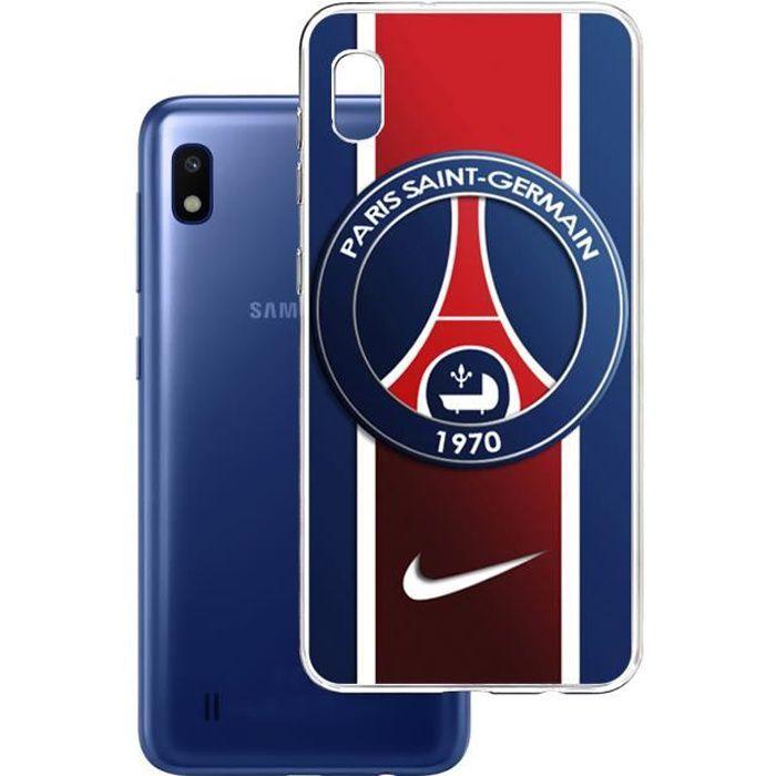Coque Samsung Galaxy A10 - Paris Saint Germain Psg