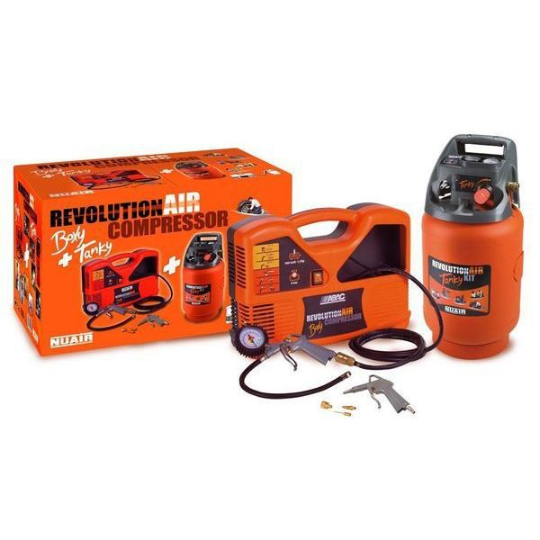 Compresseur revolution air - Compresseur mr bricolage ...