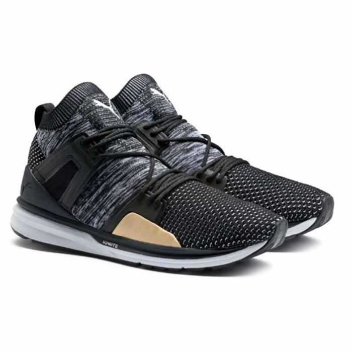 Chaussures homme Baskets Puma Select B O G Limitless Hi Evoknit