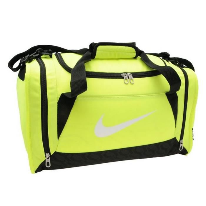 sac nike brasilia jaune femme 2014 prix pas cher cdiscount. Black Bedroom Furniture Sets. Home Design Ideas