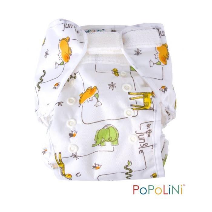 + 14 kg POPOLINI XL Culotte de protection Popowrap PETITES BULLES