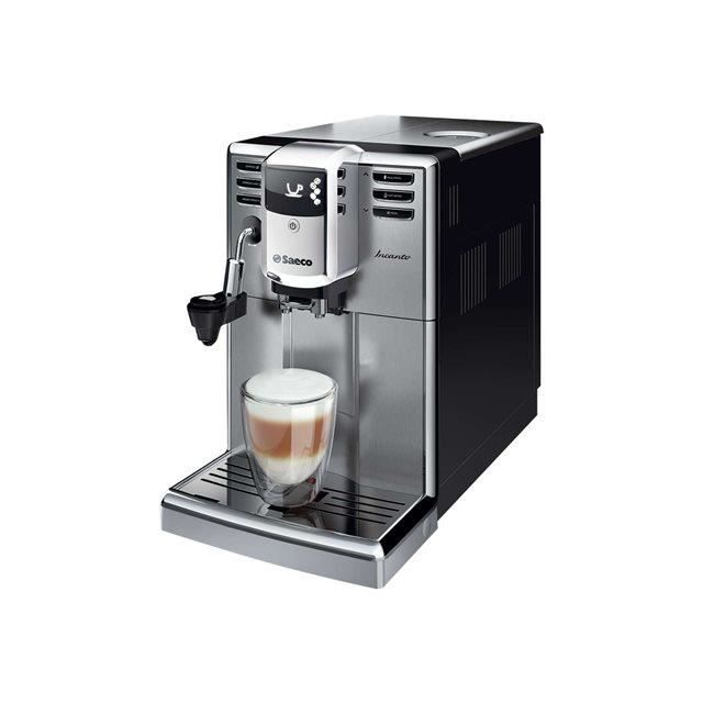 machine a cafe saeco avec broyeur cheap saeco picobaristo black onetouch hd maxipack with. Black Bedroom Furniture Sets. Home Design Ideas
