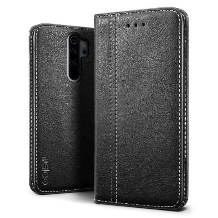 HOUSSE - ÉTUI SLEO -Redmi Note 8 Pro Xiaomi - Housse Etui Coque