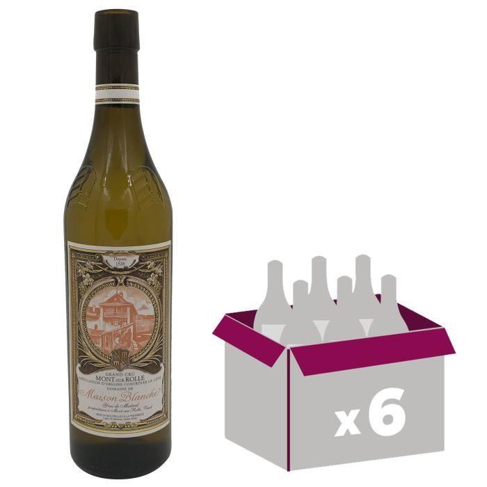 ENTRE DEUX MONTS Pinot Vin du Monde - Blanc - 75 cl x 6