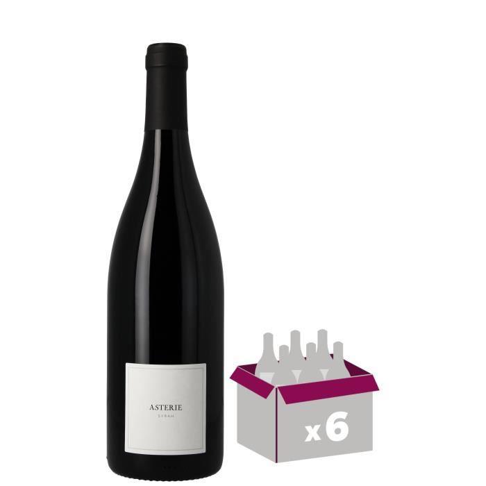 Asteries Syrah 2016 Vin de France - Vin rouge