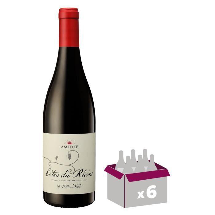 De Vrille en Vrille 2016 Côte du Rhône - Vin rouge de la Vallée du Rhône