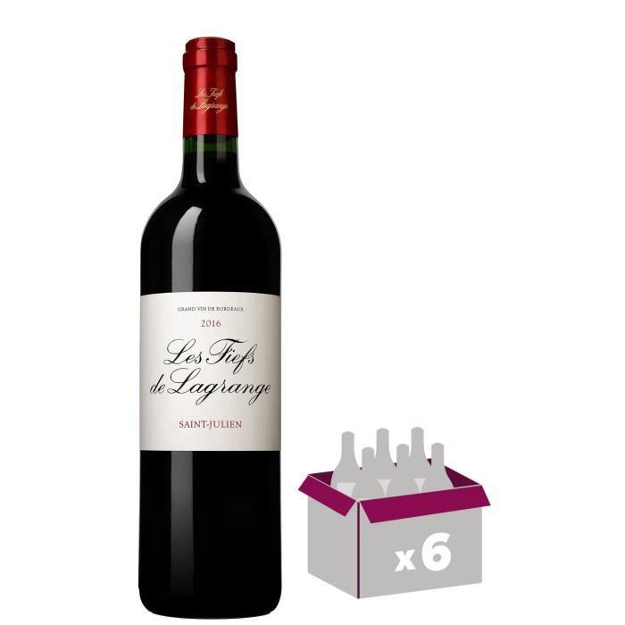 LES FIEFS DE LAGRANGE 2016 Second Vin Saint Julien - Vin Rouge du Bordelais