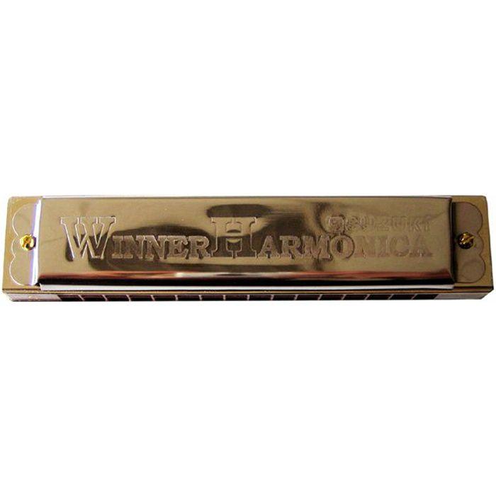 SUZUKI Harmonica W16C
