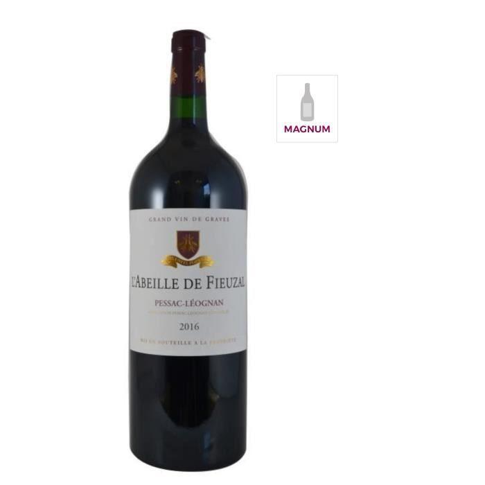 L'Abeille de Fieuzal 2016 Pessac-Léognan Magnum - Vin rouge de Bordeaux 150cl