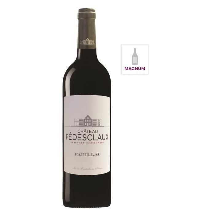 Château Pedesclaux 2016 Pauillac - Vin rouge de Bordeaux 150cl