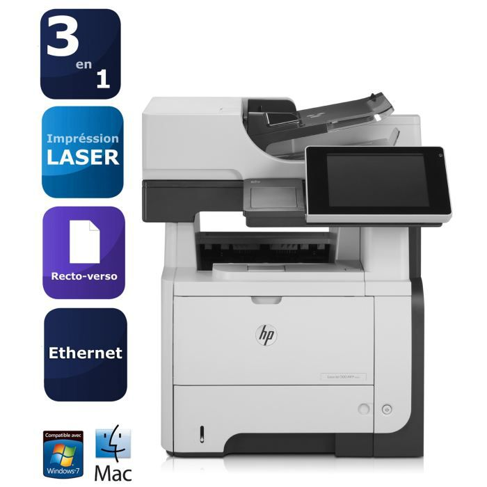 hp laserjet enterprise 500 m525dn prix pas cher cdiscount. Black Bedroom Furniture Sets. Home Design Ideas