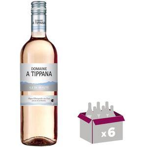 VIN ROSÉ Domaine A Tippana - IGP Vin de Pays Iles de Beauté