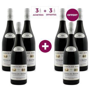 VIN ROUGE Labouré Roi 2016 Côtes du Rhône - Vin rouge de la