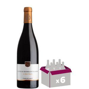 VIN ROUGE Le Saint Martin Grande Cuvée 2016 Côtes du Roussil