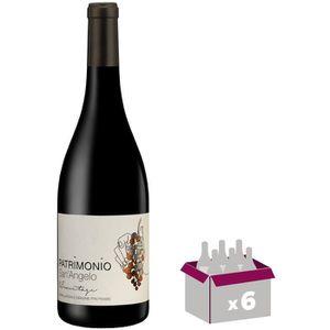 VIN ROUGE San Angelo 2015 Patrimonio - Vin rouge de Corse
