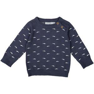 PULL DIRKJE Pull Requin Bleu Marine Enfant Garçon