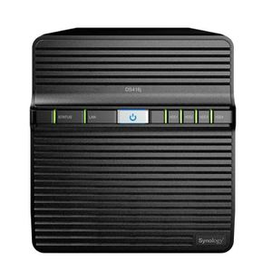 SERVEUR STOCKAGE - NAS  Synology serveur NAS DS416J    DS416J