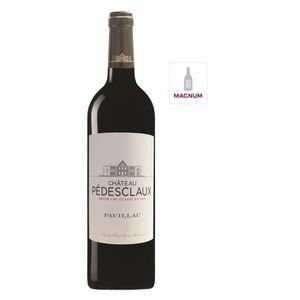 VIN ROUGE Château Pedesclaux 2016 Pauillac - Vin rouge de Bo