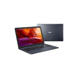 """Top achat PC Portable ASUS Ordinateur Portable - X543UA-GQ1688T - Écran 39,6 cm (15,6"""") - 1366 x 768 - Core i3 i3-7020U - 4 Go RAM - 256 Go SSD - Argenté pas cher"""
